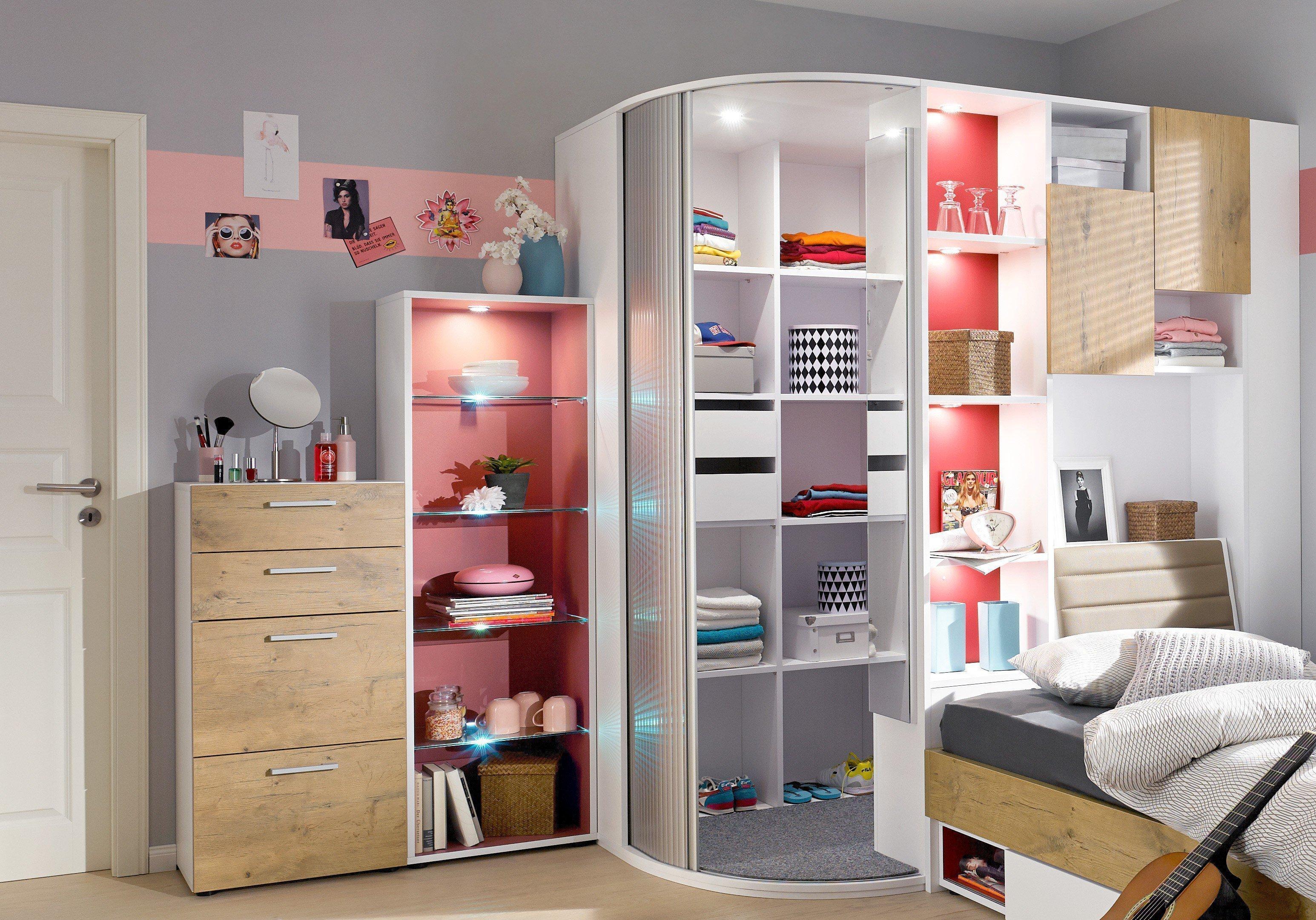 Faszinierend Begehbarer Eckkleiderschrank Ideen Von Jugendzimmer Kinderzimmer