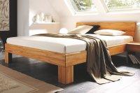 m&h Bett 1020 Kernbuchenholz   Mbel Letz - Ihr Online-Shop