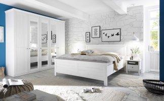 SchlafKONTOR Bellevue Landhaus Schlafzimmer modern   Möbel ...
