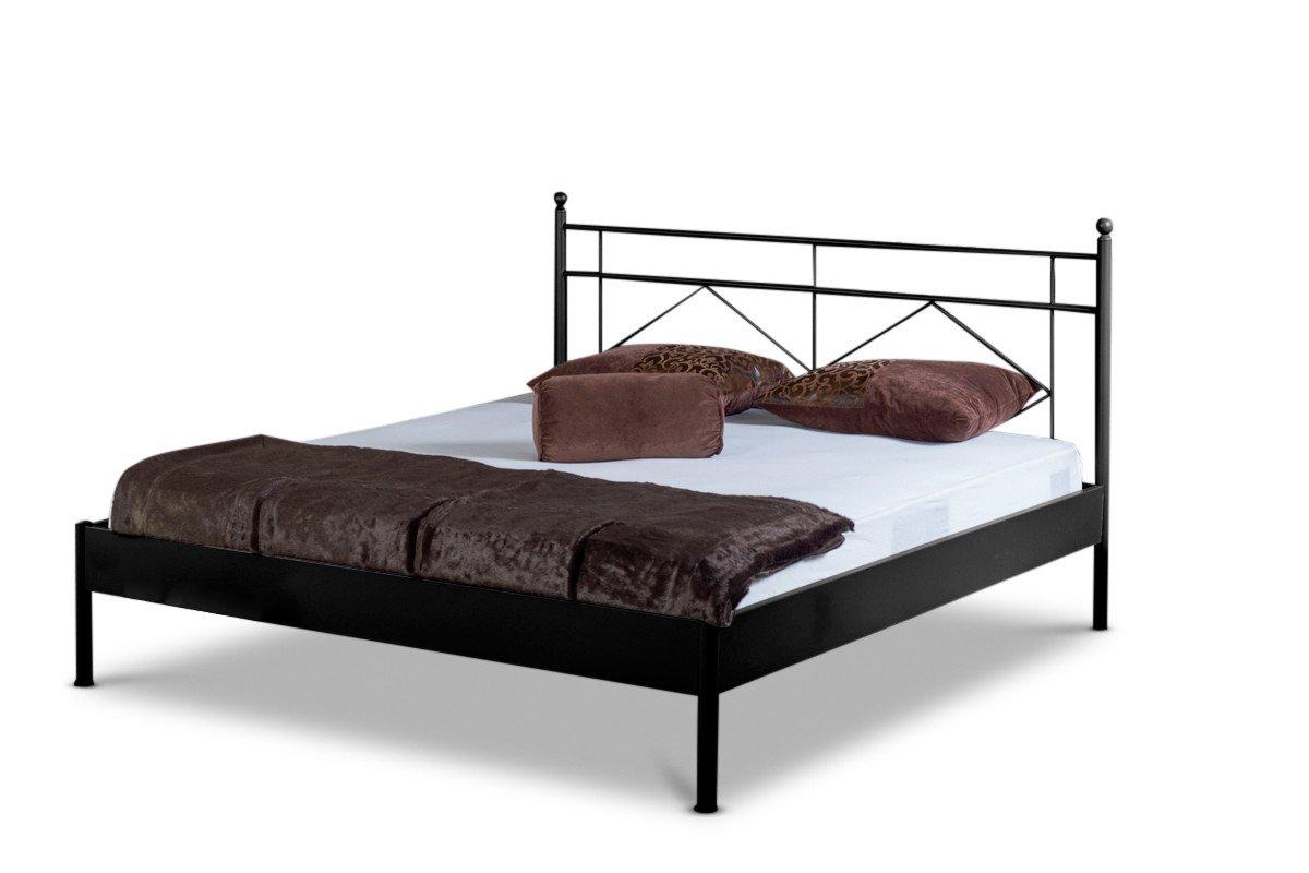 Bed Box Celina 1023 Einzelbett/ Doppelbett Braun   Möbel Letz - Ihr