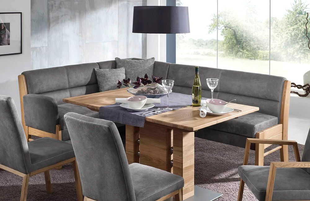 Eckbank Goby grey von KW Formidable Home Collection