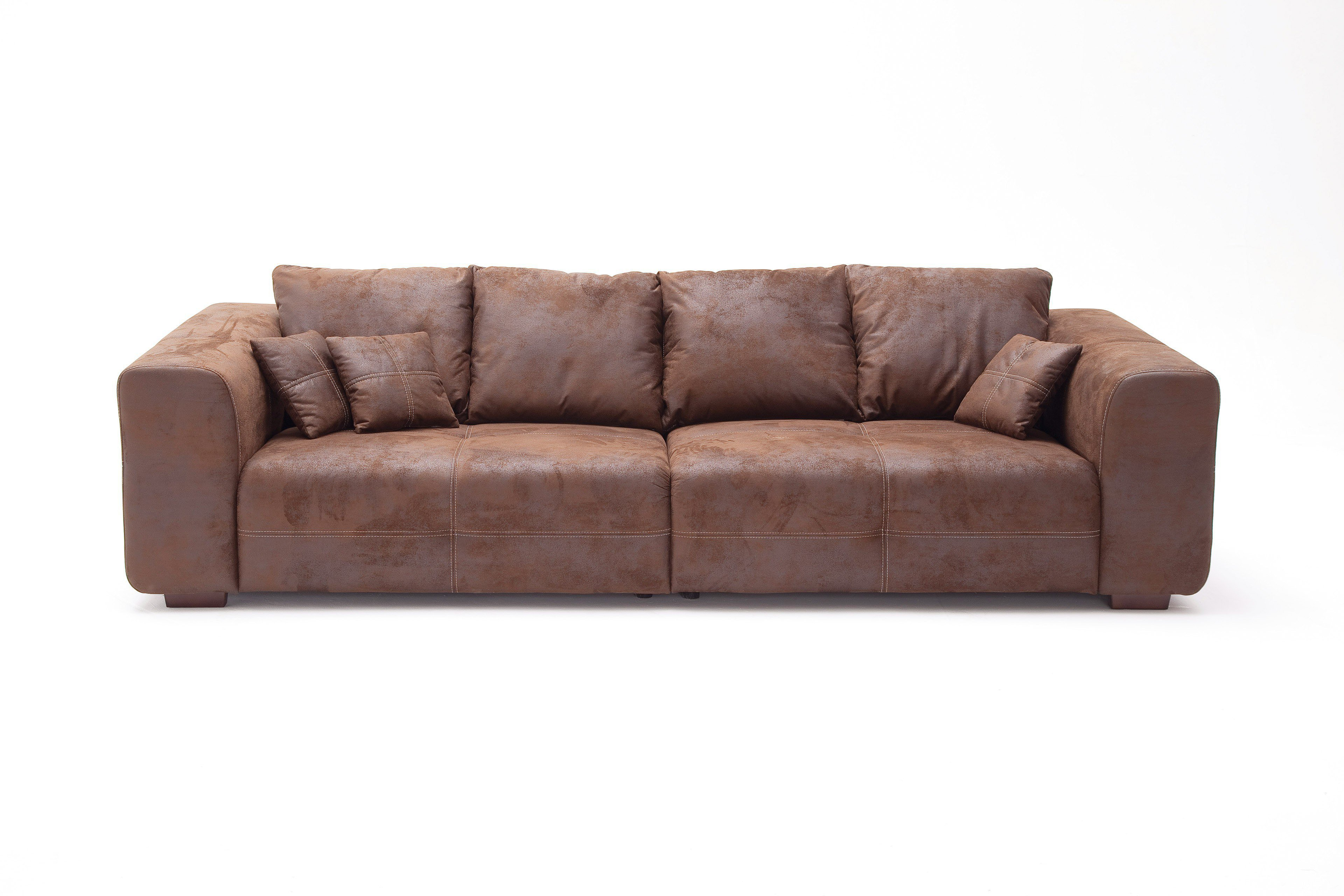 Big Sofa Online Shop Big Sofa Maverick In Braun Von Sit And More Möbel Letz