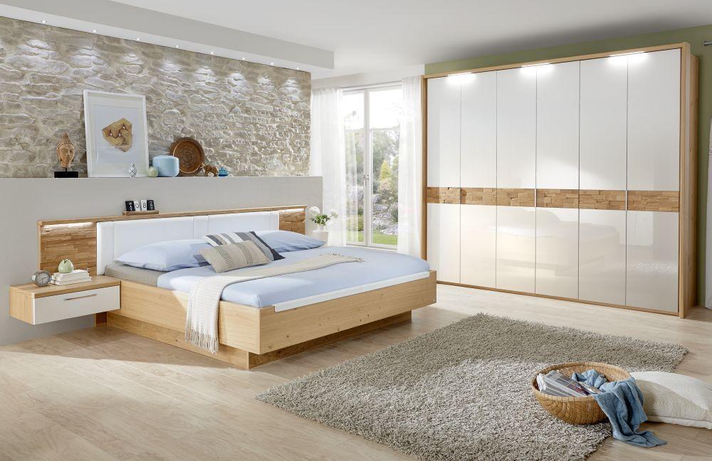 Disselkamp Schlafzimmer Cesan Wildeiche  wei  Mbel Letz  Ihr OnlineShop