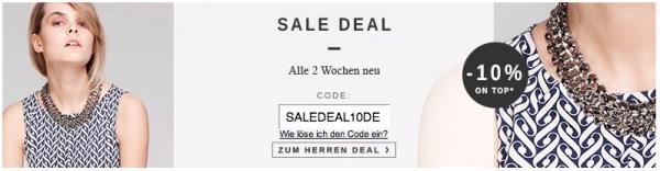 Zalando Sale Deal