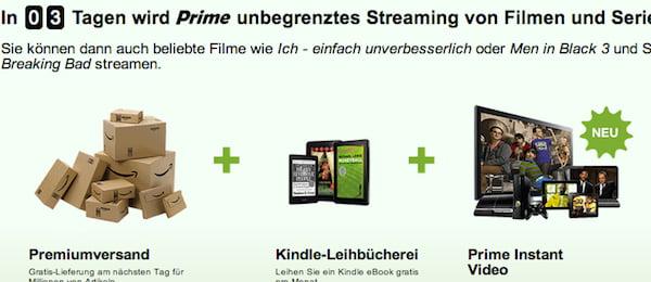 amazon instant video gratis