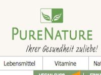 purenature gutschein
