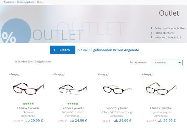 lensbest brillen outlet