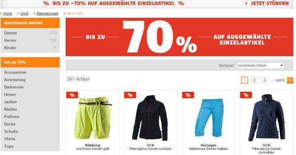 sportscheck summer sale 70 prozent rabatt