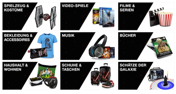 amazon angebote star wars