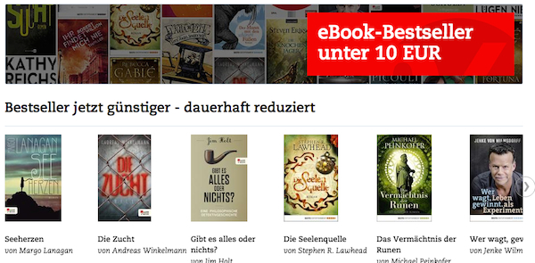 thalia ebook bestseller unter 10 euro
