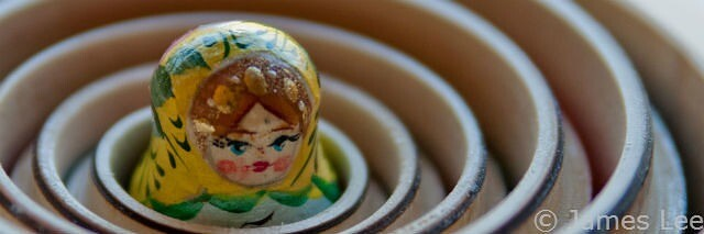Russian dolls are cute, puplicate content is not
