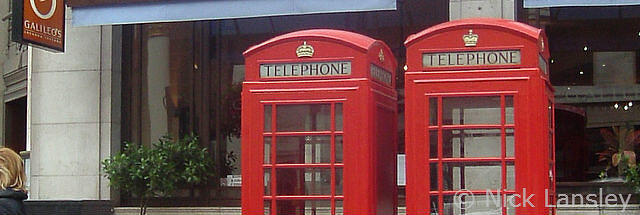 Mobile friendly websites are like London Phone boxes, here to stay