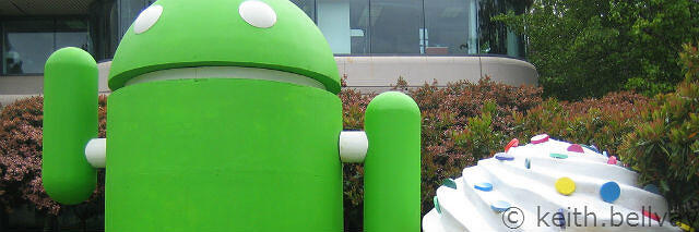 Android will be at Google I/O, will you?