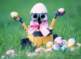 Easter-Wall-e