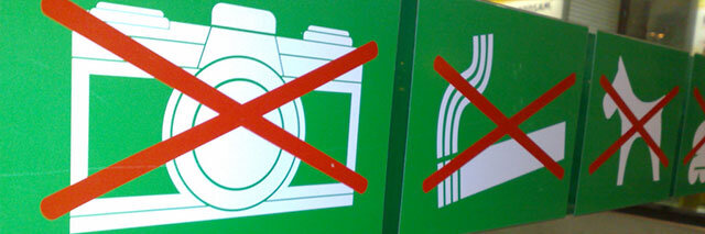 Take-no-pictures