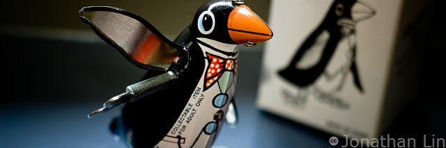 penguin 3.0 is a mechanical penguin