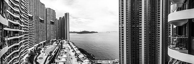 Hong-Kong-Residential-Architecture-Panoramic-Forms