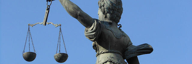 Scales of Justice & Legal Requirements for Websites