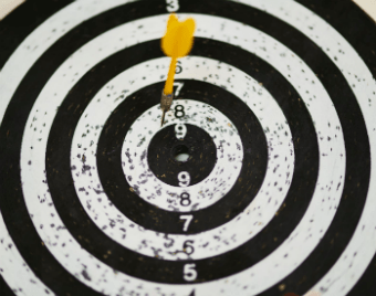 hit the bullseye with device targeting