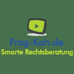 smarte Rechtsberatung mit Frag-Kah.de