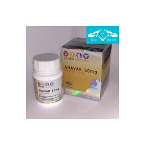 buy ANAVAR 50MG by cenzo pharma