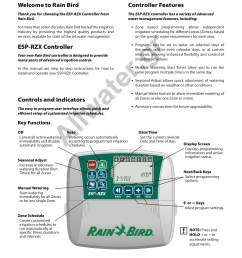hunter pump start relay wiring diagram [ 1391 x 1800 Pixel ]