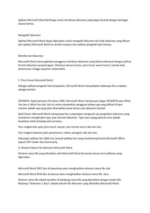 Microsoft Word Merupakan Aplikasi Pengolah : microsoft, merupakan, aplikasi, pengolah, Microsoft, Pengolah, Kata-Flip, EBook, Pages, AnyFlip