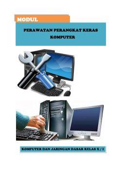 Contoh Perangkat Keras Komputer : contoh, perangkat, keras, komputer, MODUL, Perawatan, Komputer-Flip, EBook, Pages, AnyFlip