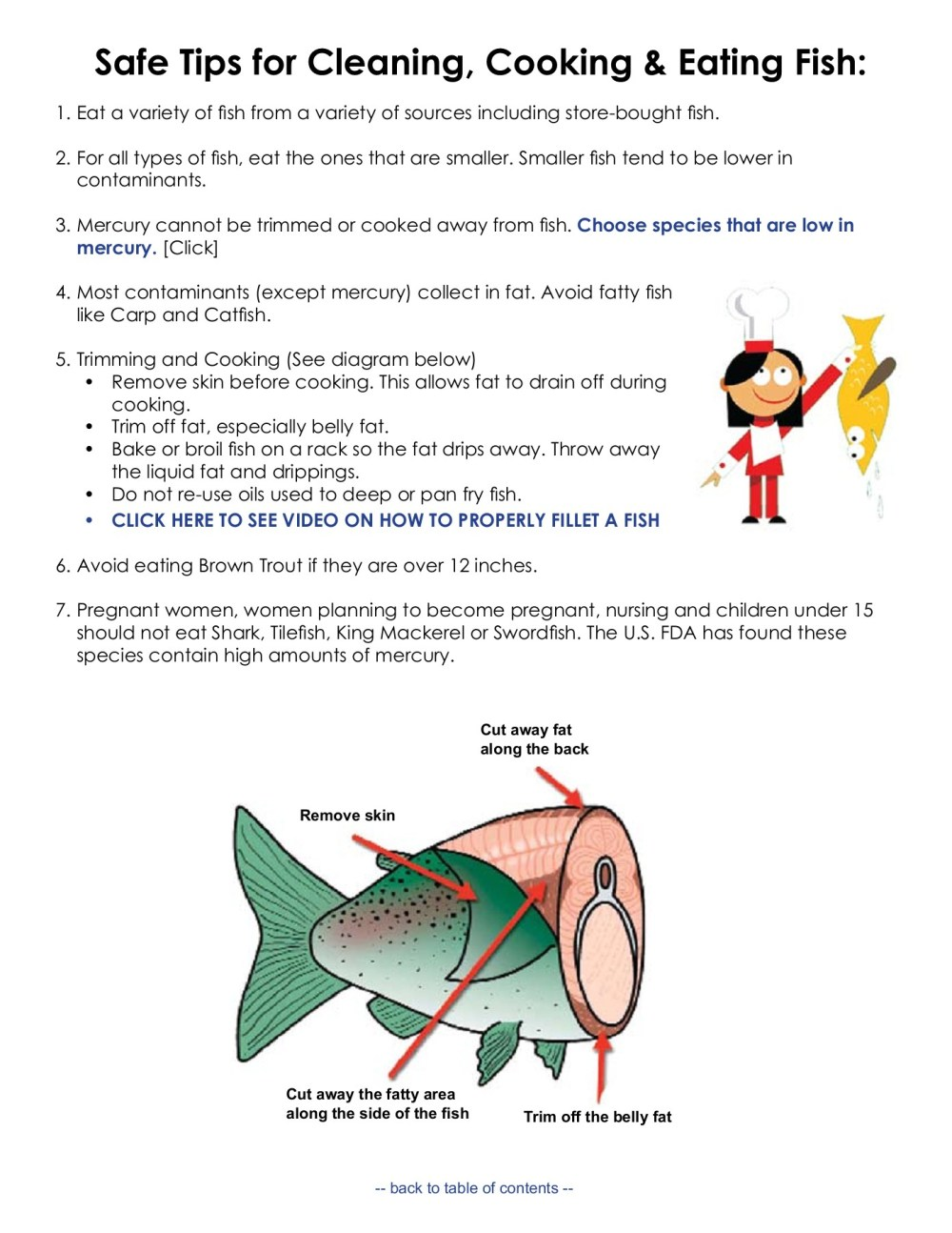 medium resolution of fish health diagram