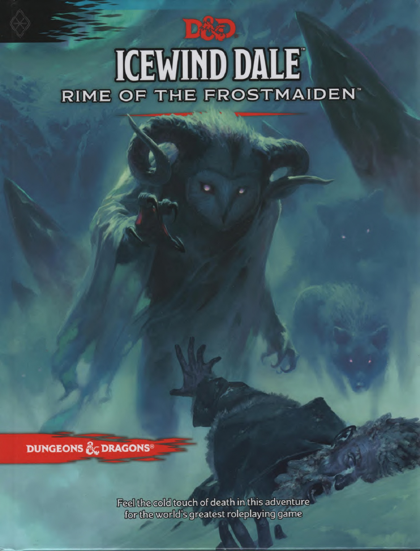 Icewind Dale Dnd 5e : icewind, Icewind, Dale:, Frostmaiden