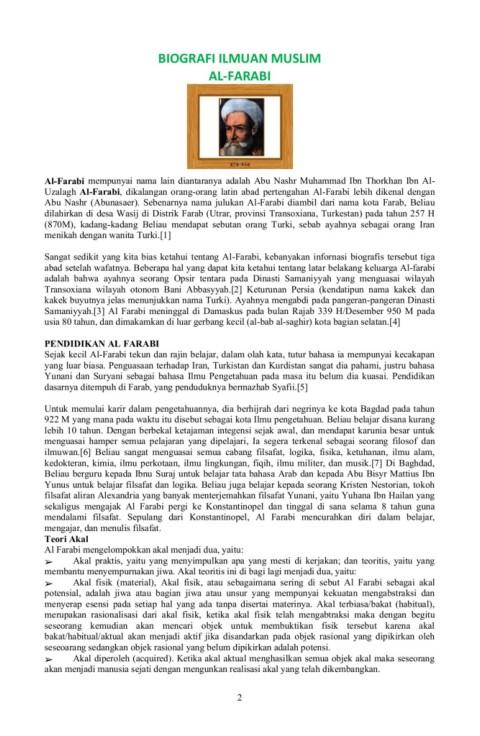 Tokoh Tokoh Islam Pada Abad Pertengahan : tokoh, islam, pertengahan, Biografi, TOKOH, Ilmuan, Islam-Flip, EBook, Pages, AnyFlip