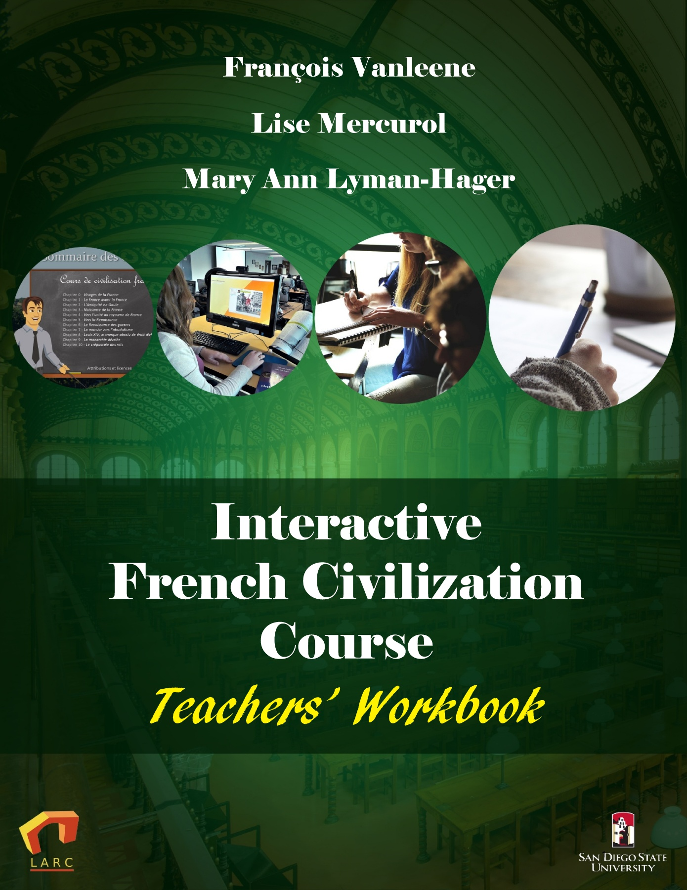 Teacher Workbook Pages