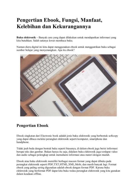 Manfaat Buku Digital : manfaat, digital, Membuat, Book-Flip, EBook, Pages, AnyFlip