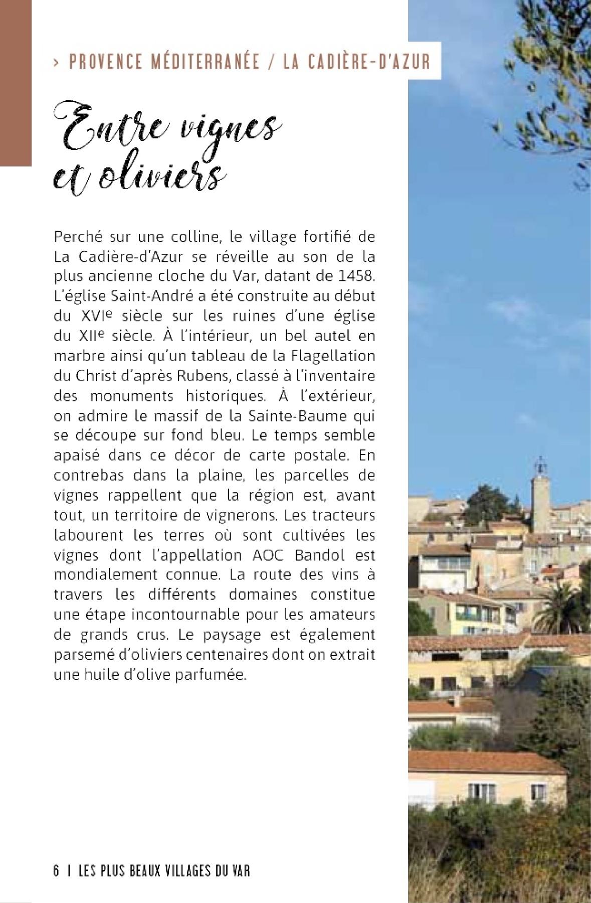 Plus Beaux Villages Du Var : beaux, villages, Beaux, Villages, Panoramas