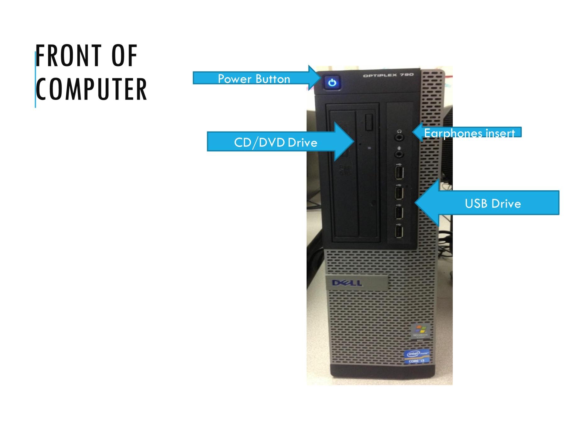 31 Label Parts Of A Computer