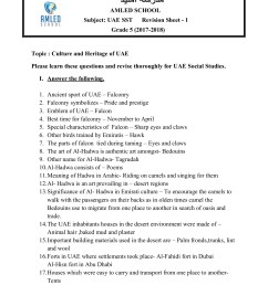 UAE SST Gr. 5 culture and heritage (1)-Flip eBook Pages 1 - 2  AnyFlip    AnyFlip [ 1800 x 1391 Pixel ]
