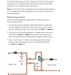 three way mixing valve installation guide uponor pro pages 1 18 text version anyflip [ 1165 x 1800 Pixel ]