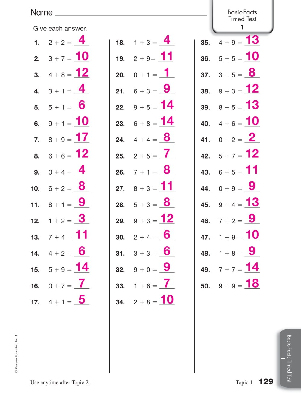 medium resolution of EnVision 3 Teacher Answer Key with cover-Flip eBook Pages 1 - 50  AnyFlip    AnyFlip