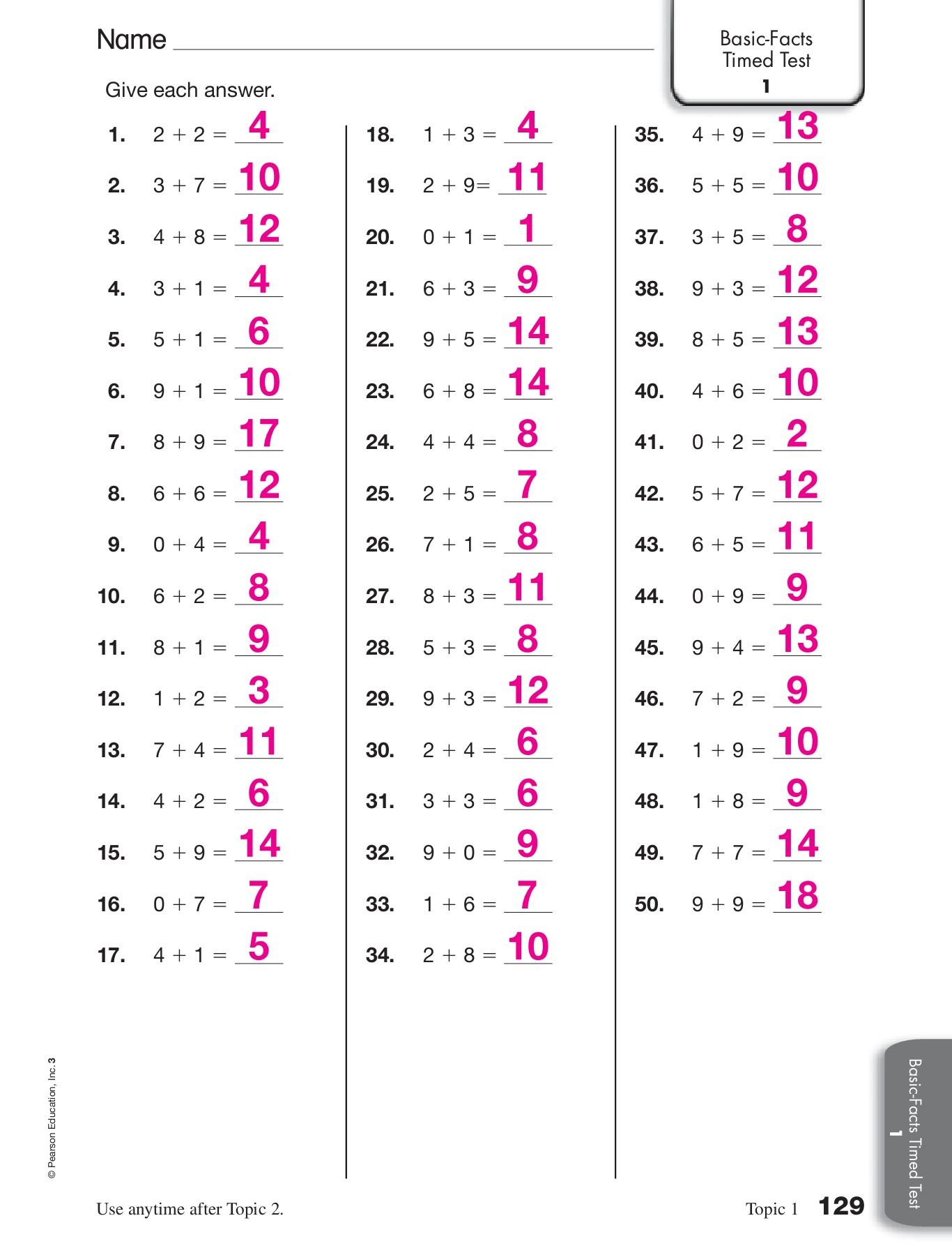 hight resolution of EnVision 3 Teacher Answer Key with cover-Flip eBook Pages 1 - 50  AnyFlip    AnyFlip