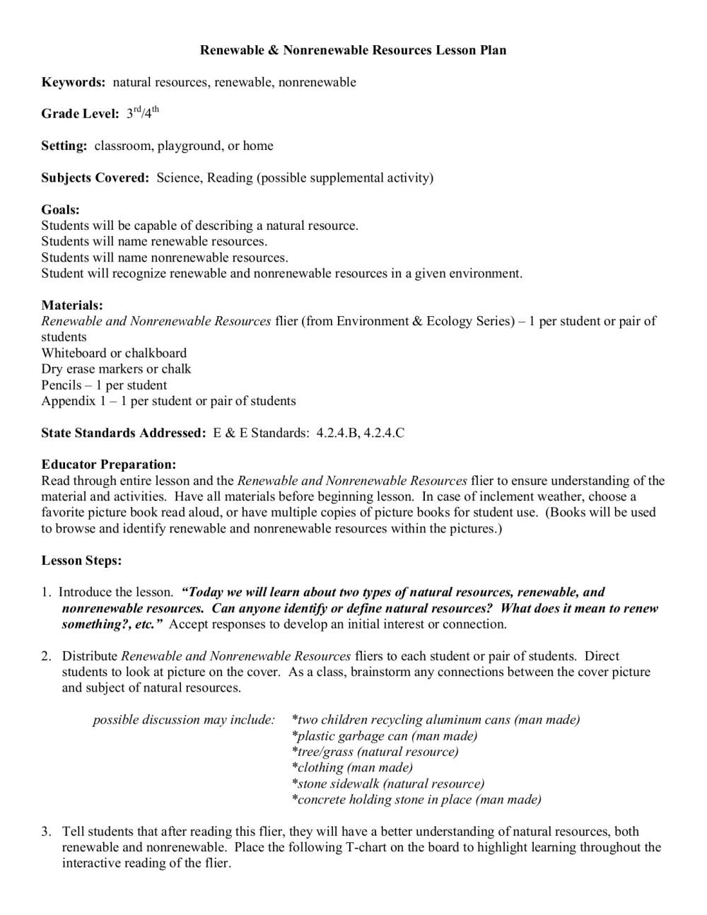 medium resolution of Resources Lesson Plan - Penn State University-Flip eBook Pages 1 - 4   AnyFlip   AnyFlip