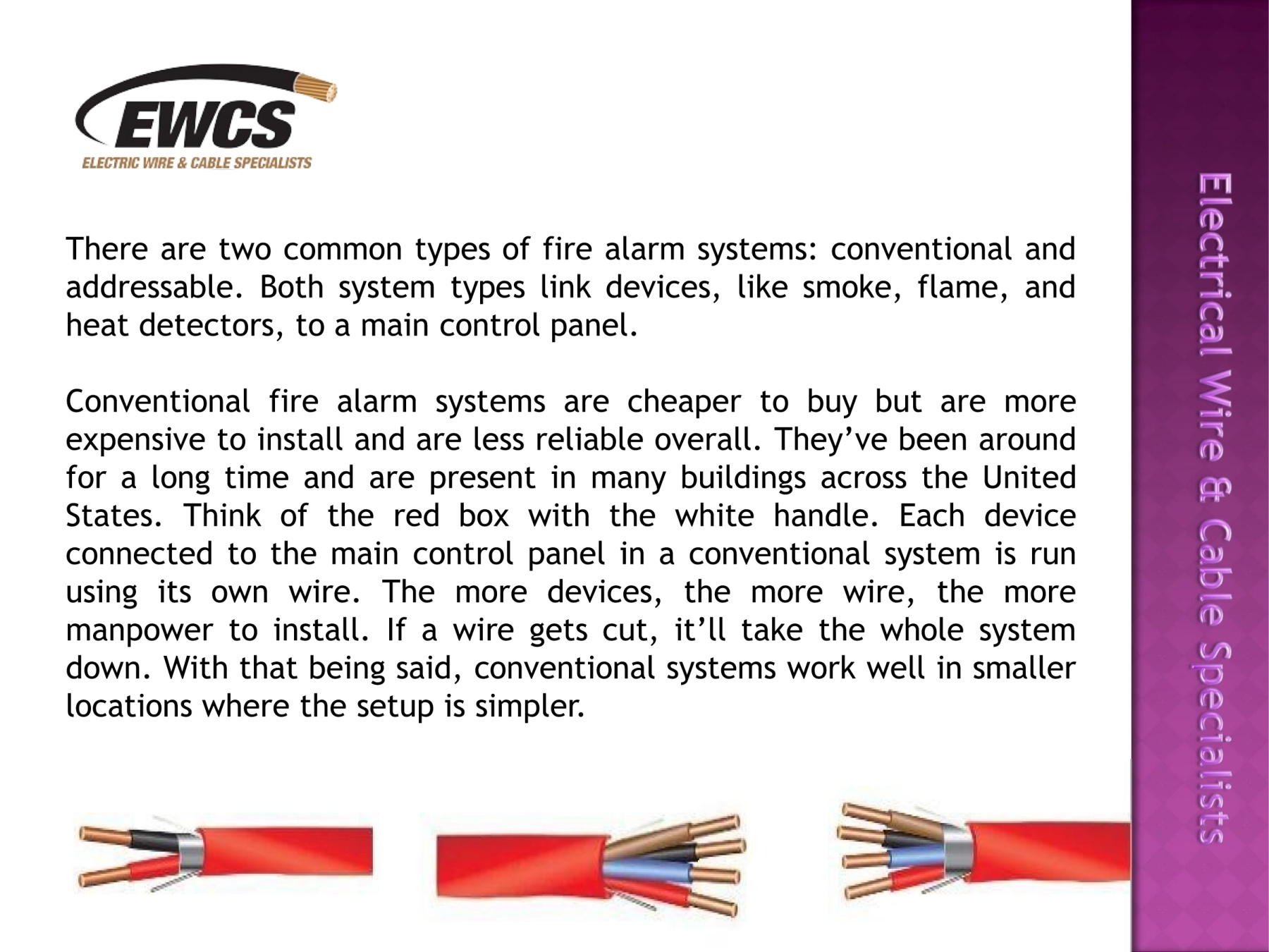 hight resolution of fire alarm cable so much more than meets the eye pages 1 7 text version anyflip