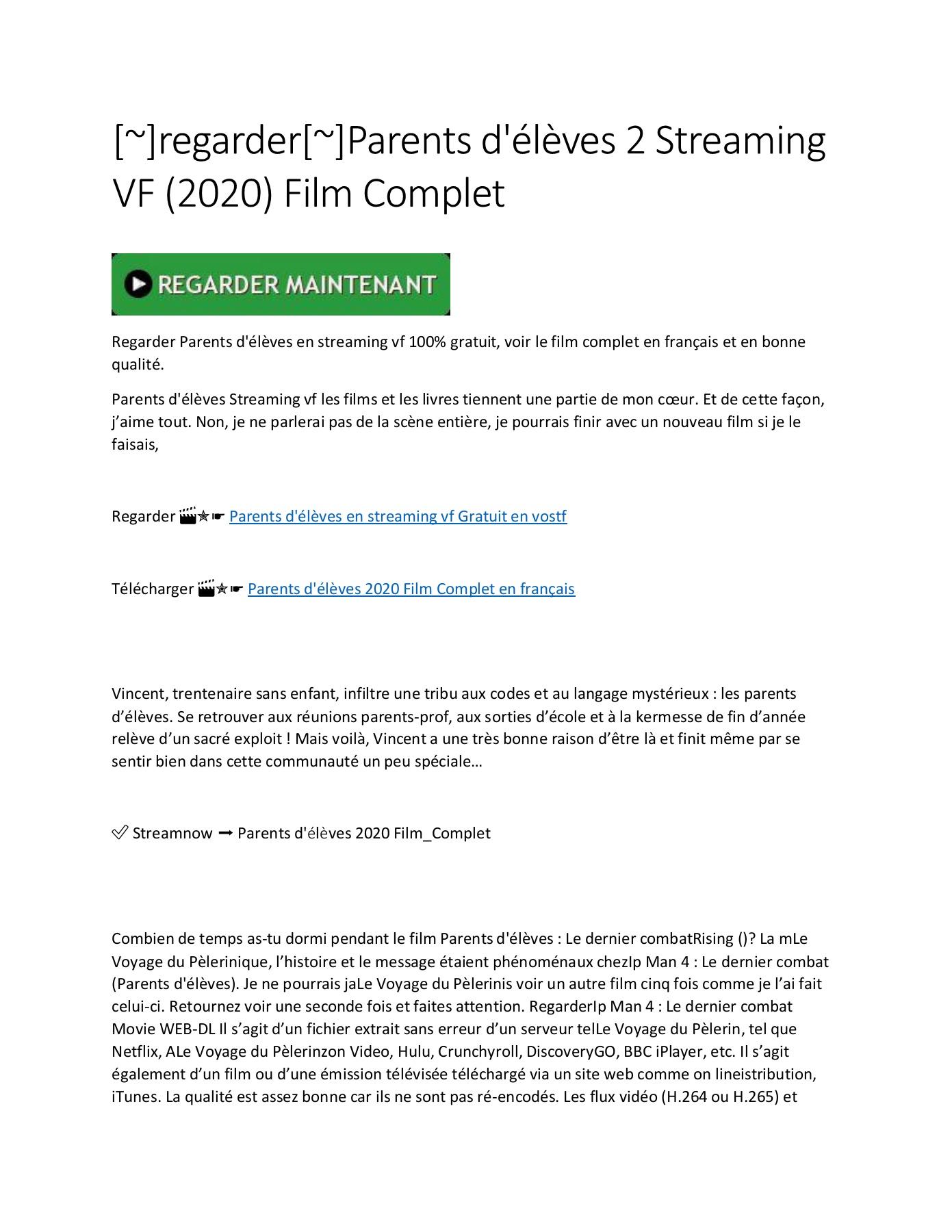 Les Profs 2 Film Complet En Francais Gratuit Youtube : profs, complet, francais, gratuit, youtube, Regarder-Flip, EBook, Pages, AnyFlip