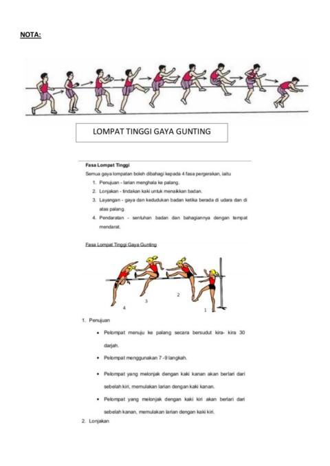 Lompat Tinggi Gaya Gunting : lompat, tinggi, gunting, MODUL, TAHUN, MINGGU, 41-Flip, EBook, Pages, AnyFlip