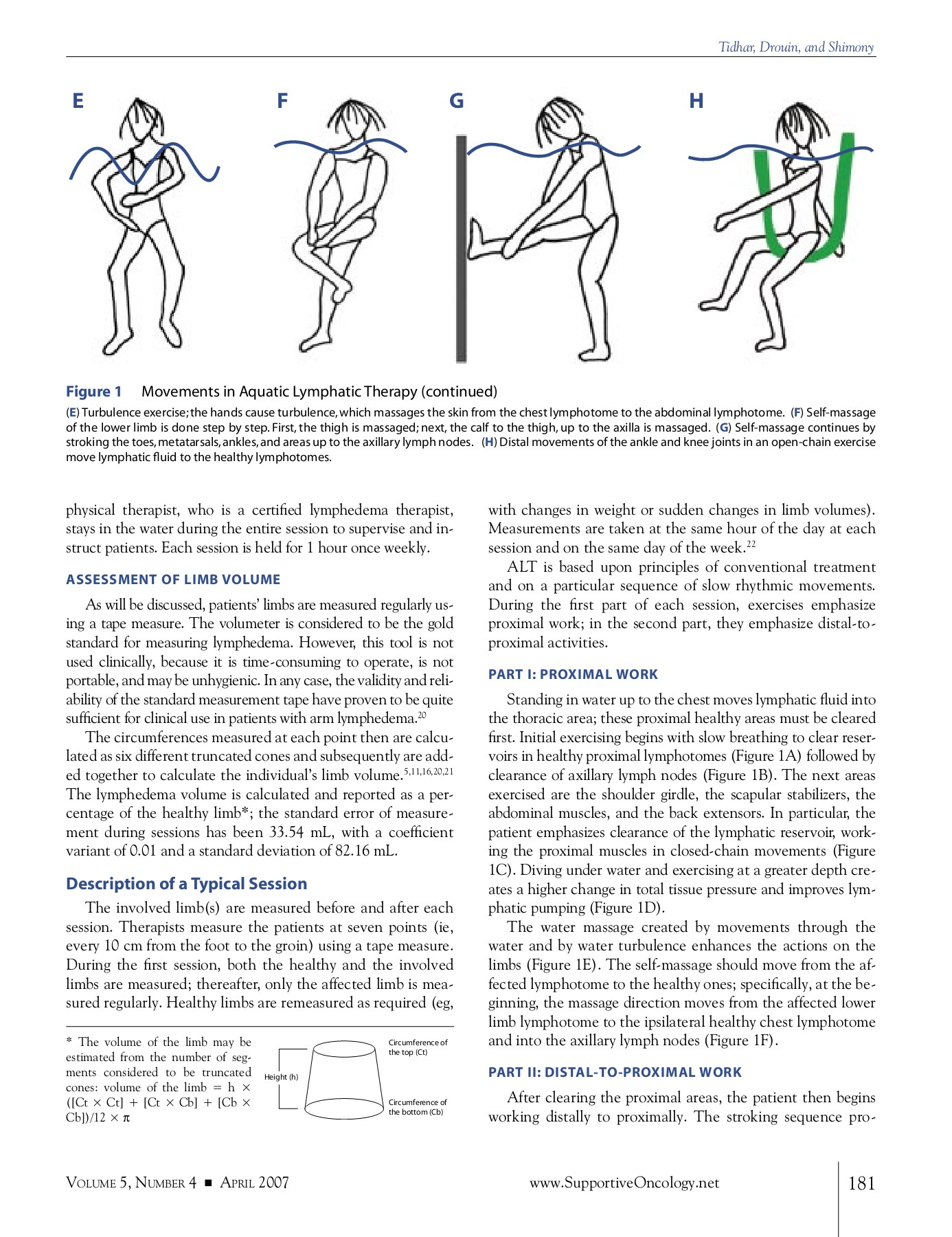 hight resolution of aqua lymphatic therapy in managing lower extremity lymphedema pages 1 5 text version anyflip