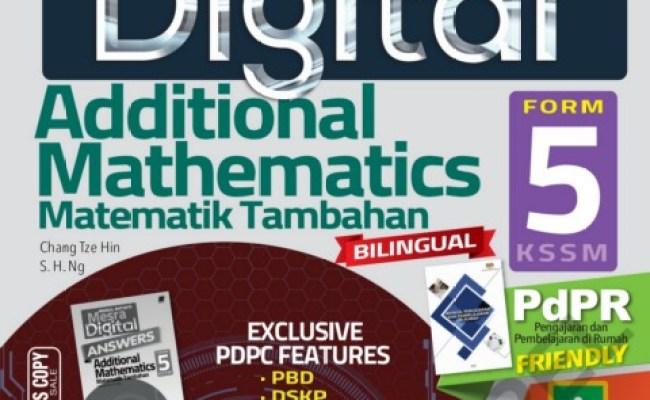 Matematik Tambahan Tingkatan 5 Kssm Anyflip Buku Teks ...