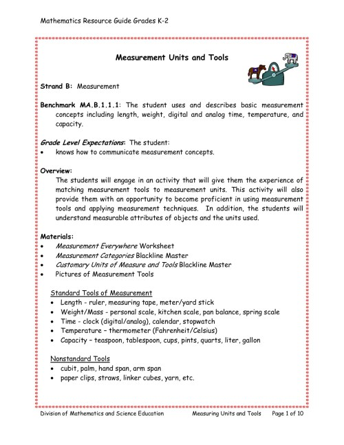 small resolution of Measurement Units and Tools - lemarclass.wikispaces.com-Flip eBook Pages 1  - 10  AnyFlip   AnyFlip