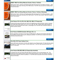 ford falcon au repair manual download productmanualguide pages 1 3 text version anyflip [ 1273 x 1800 Pixel ]