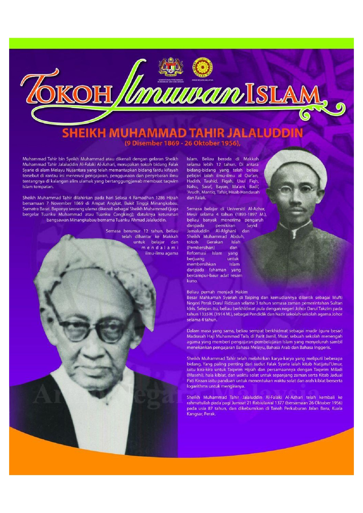 Nama Ilmuan Islam : ilmuan, islam, TOKOH, ILMUWAN, ISLAM