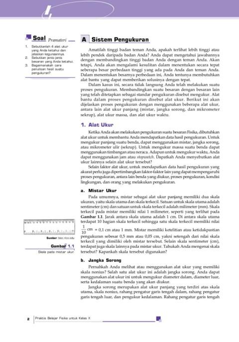 Sebutkan 2 Contoh Alat Ukur Panjang : sebutkan, contoh, panjang, Pengukuran-Flip, EBook, Pages, AnyFlip