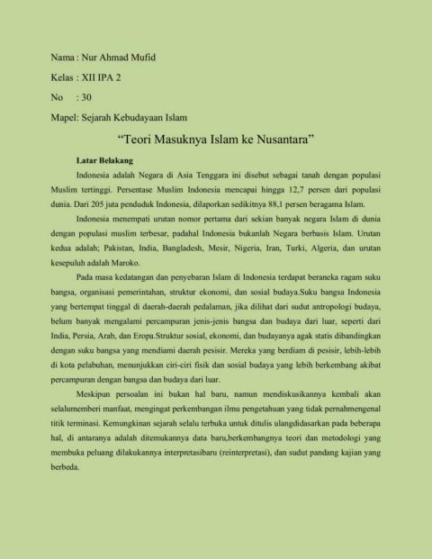 4 Teori Masuknya Islam Ke Indonesia : teori, masuknya, islam, indonesia, (TEORI, MASUKNYA, ISLAM, INDONESIA), (30)-converted-Flip, EBook, Pages, AnyFlip